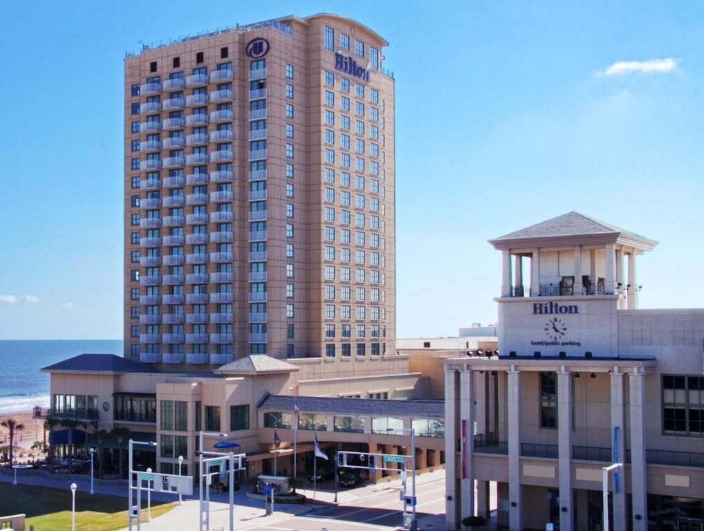 Hilton Virginia Beach Oceanfront Hotel