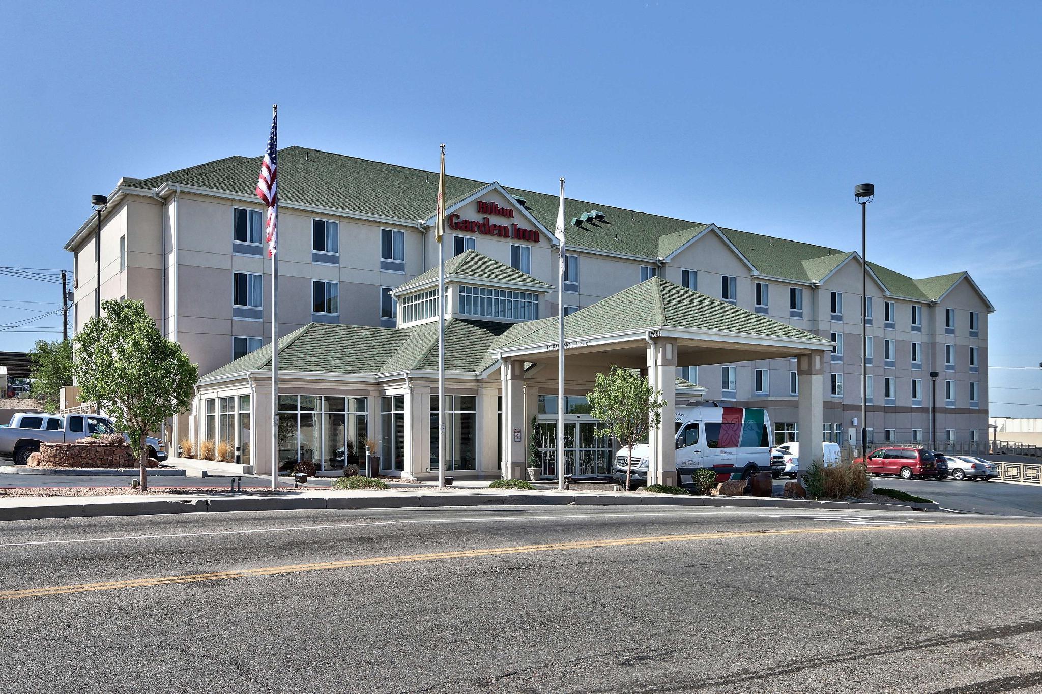 Hilton garden inn albuquerque airport hotel in albuquerque - Hilton garden inn albuquerque journal center ...