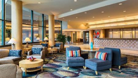 Lobby DoubleTree Suites by Hilton Phoenix