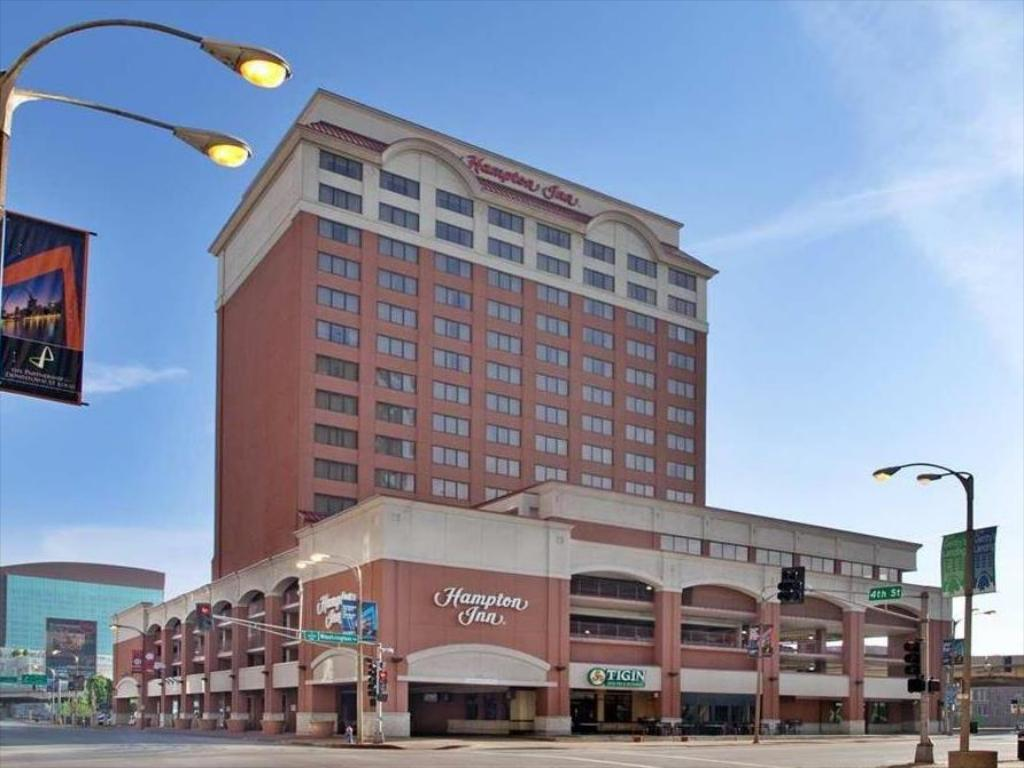 Best Price On Hampton Inn St Louis At The Arch In Saint Louis  Mo    Reviews