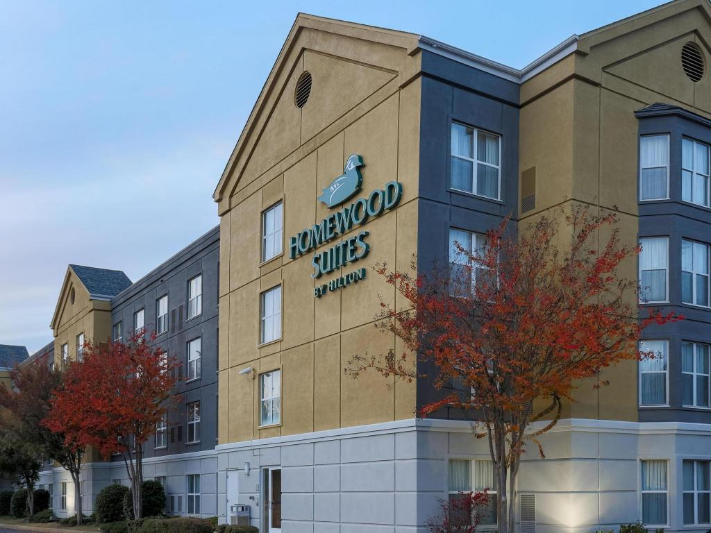 Homewood Suites By Hilton Memphis Hacks Cross