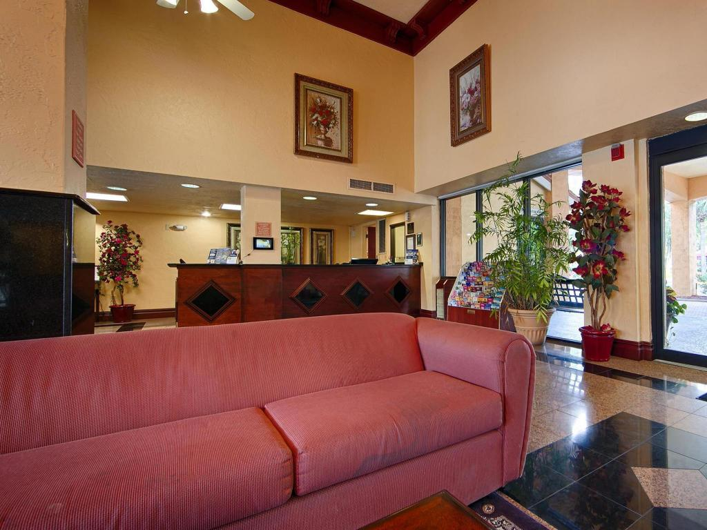 Interior view Best Western International Drive Orlando