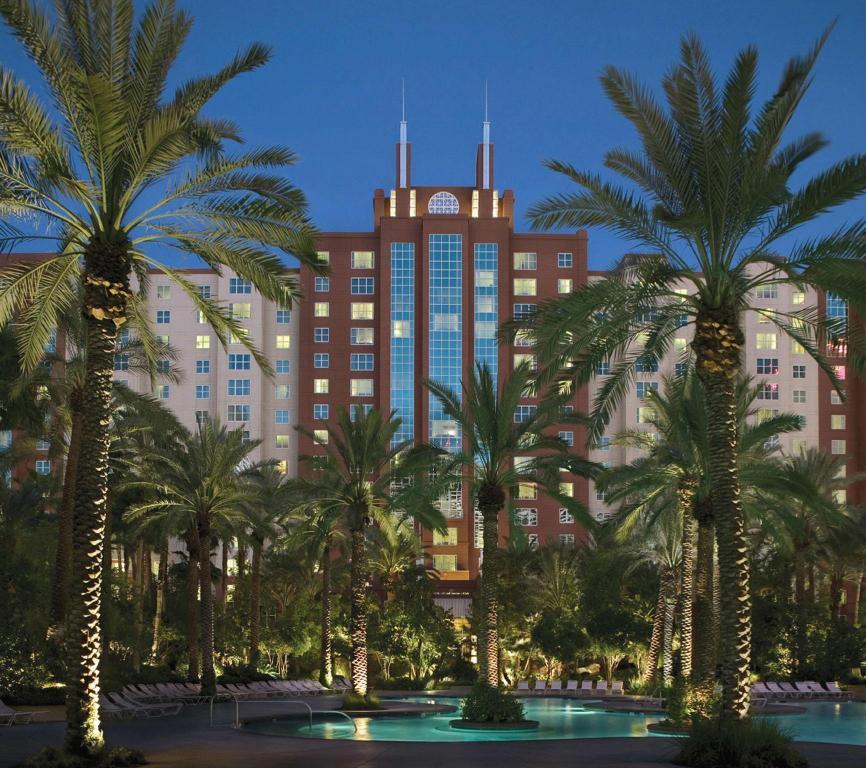 More about Hilton Grand Vacations at the Flamingo