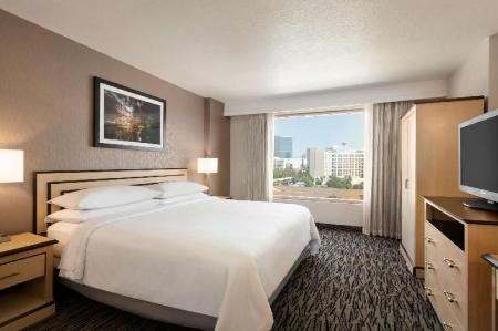 1 King Bed Non-Smoking - Guestroom Embassy Suites by Hilton Convention Center Las Vegas