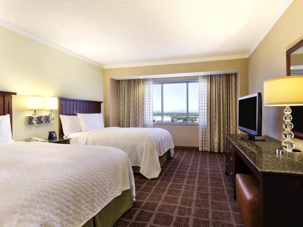 Double Premium Suite with Two Double Beds