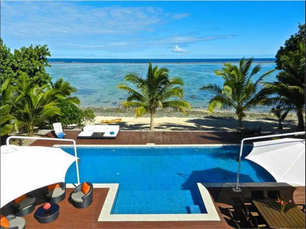 Villa Moga Fiji Beach