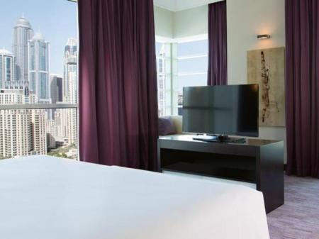 1 Bedroom Superior Pullman Jumeirah Lakes Towers Hotel and Residence