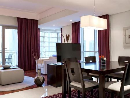 Interior view Pullman Jumeirah Lakes Towers Hotel and Residence