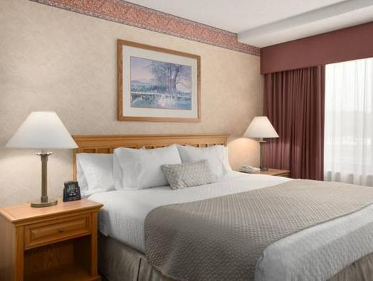Suite Premium dengan Katil King (Premium Suite with King Bed)