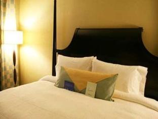 1 King 1 Bedroom Penthouse Suite   Bed Hilton Garden Inn New York City  Tribeca