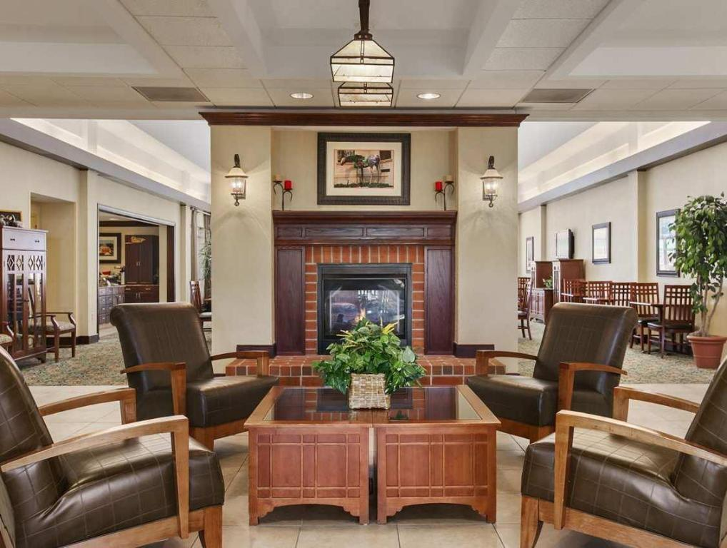 Interior view Homewood Suites by Hilton Cleveland-Solon Hotel