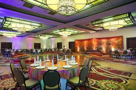 Ballroom Embassy Suites Chicago O'Hare Rosemont Hotel