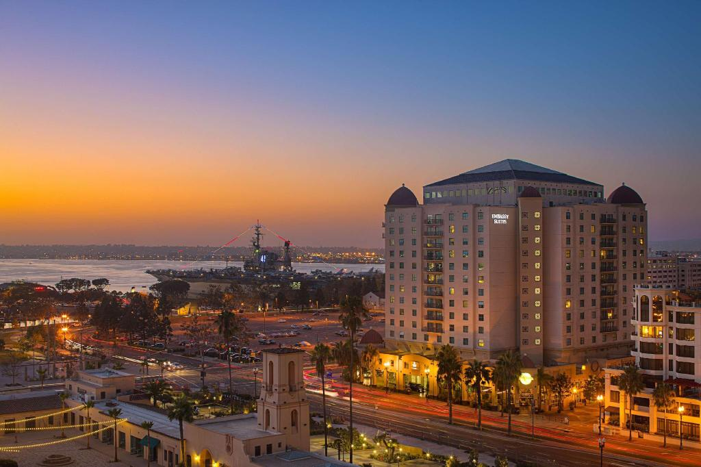 Embassy Suites San Diego Bay Downtown Hotel