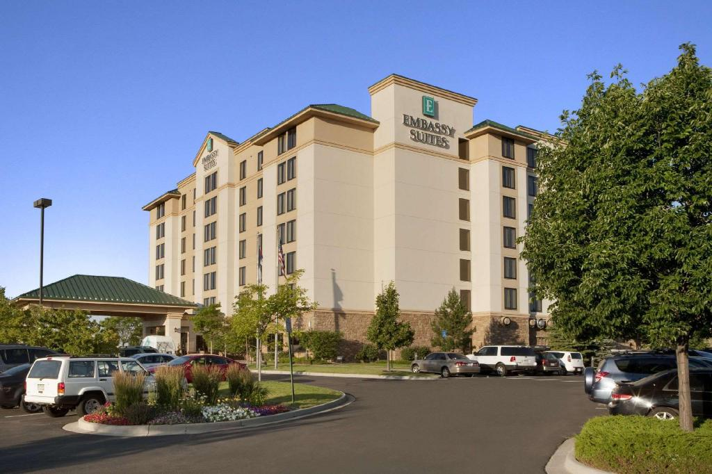 Embassy Suites Hotel Denver - International Airport
