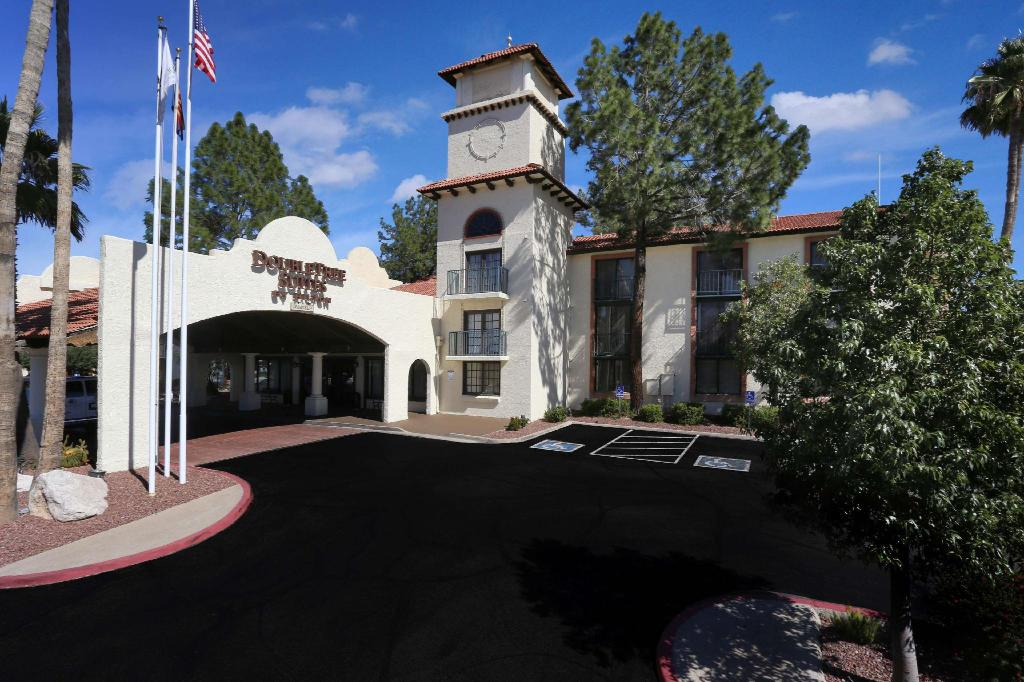 Doubletree suites by hilton tucson airport in tucson az - 2 bedroom suite hotels in tucson az ...