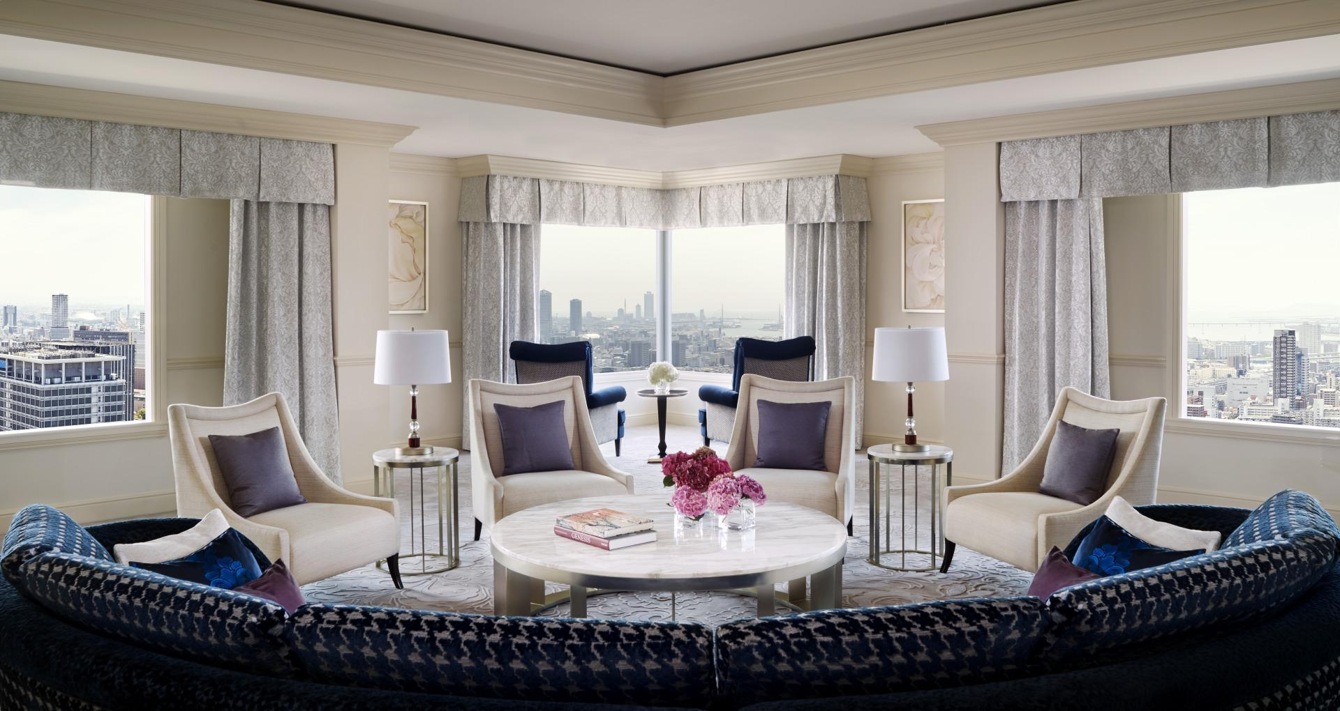 Ritz-Carlton Presidential Suite 1 King