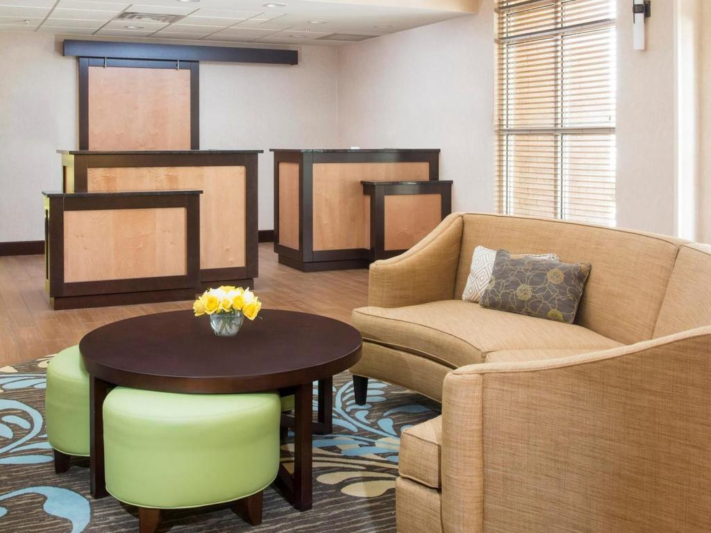 Pemandangan dalam Homewood Suites Houston - Willowbrook Hotel