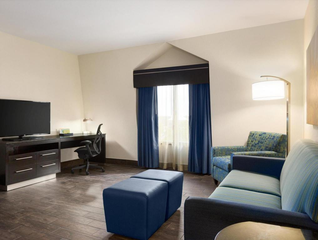 Pemandangan dalam Hilton Garden Inn Houston Northwest Hotel