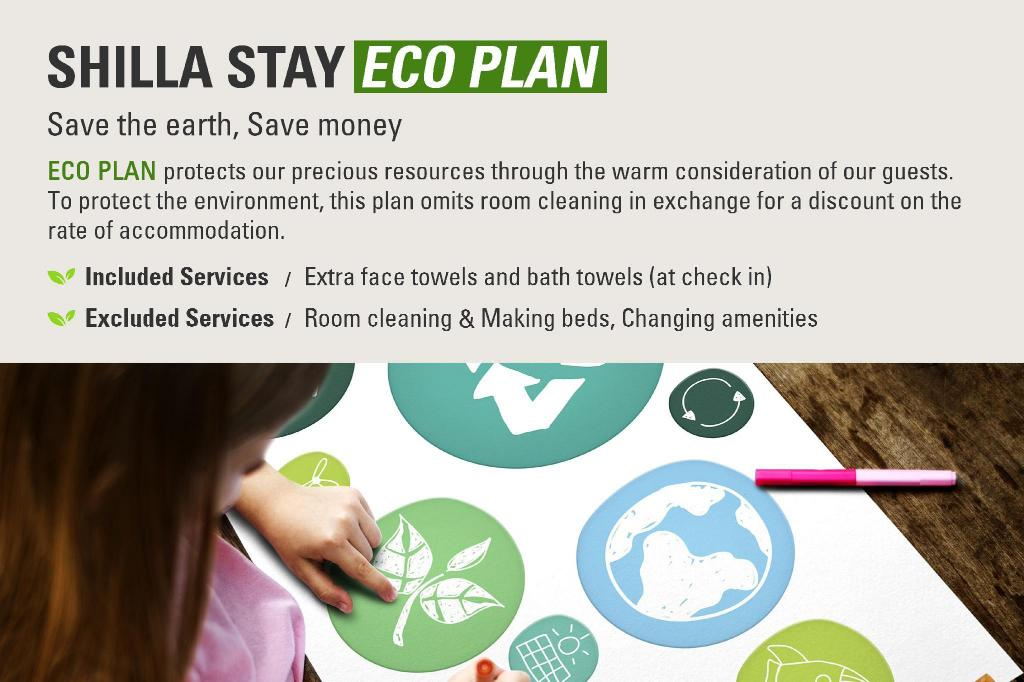 Standard Double Room without Cleaning Service - Eco Plan