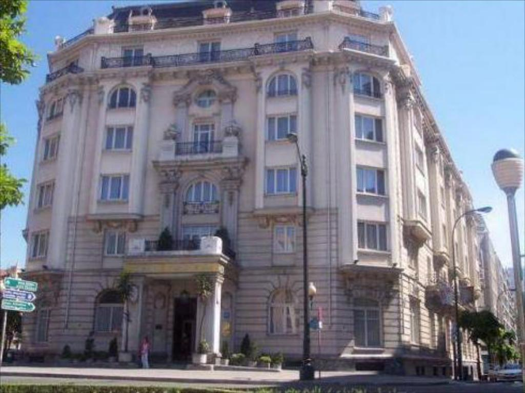 Hotel Carlton Bilbao Reviews