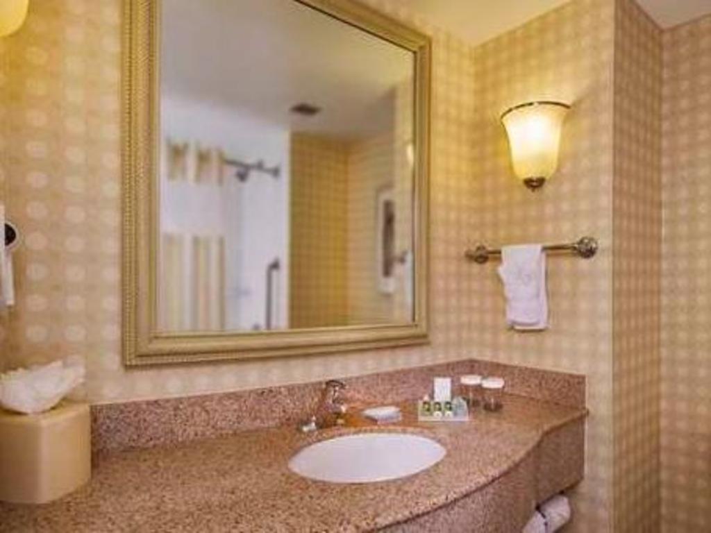 king room with whirlpool bathtub bathroom hilton garden inn tysons corner hotel - Hilton Garden Inn Tysons Corner
