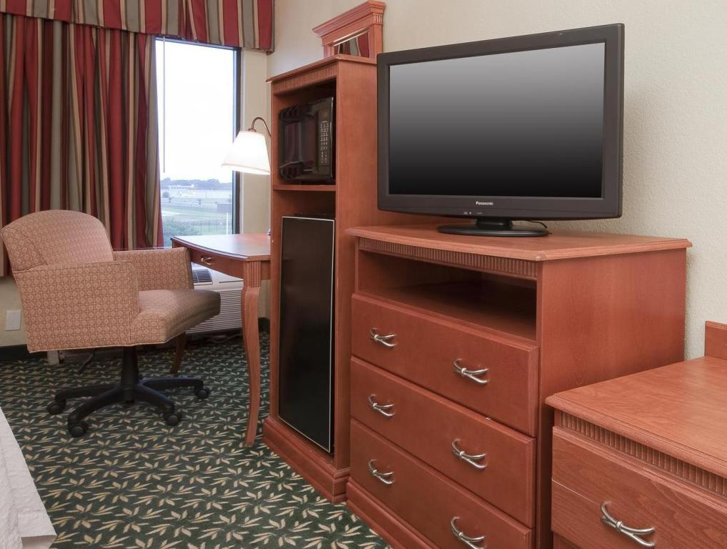 Pemandangan dalam Hampton Inn Houston Hobby Airport Hotel