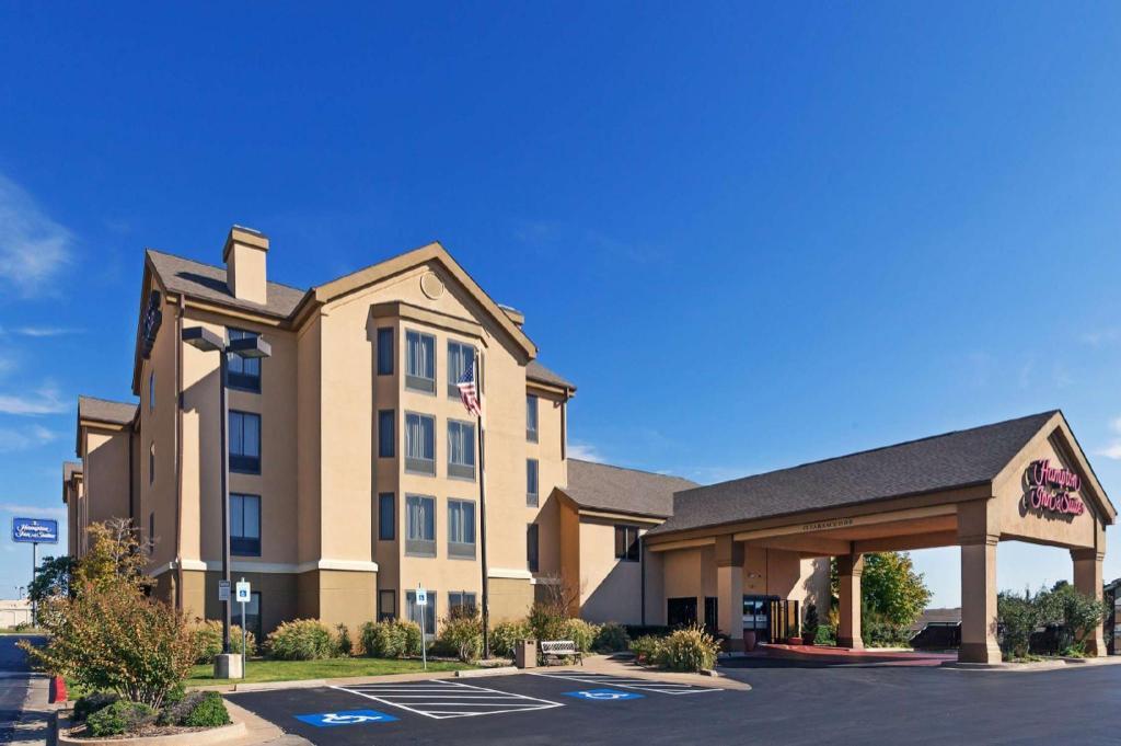 Hampton Inn & Suites Tulsa-Woodland Hills Hotel in Tulsa (OK