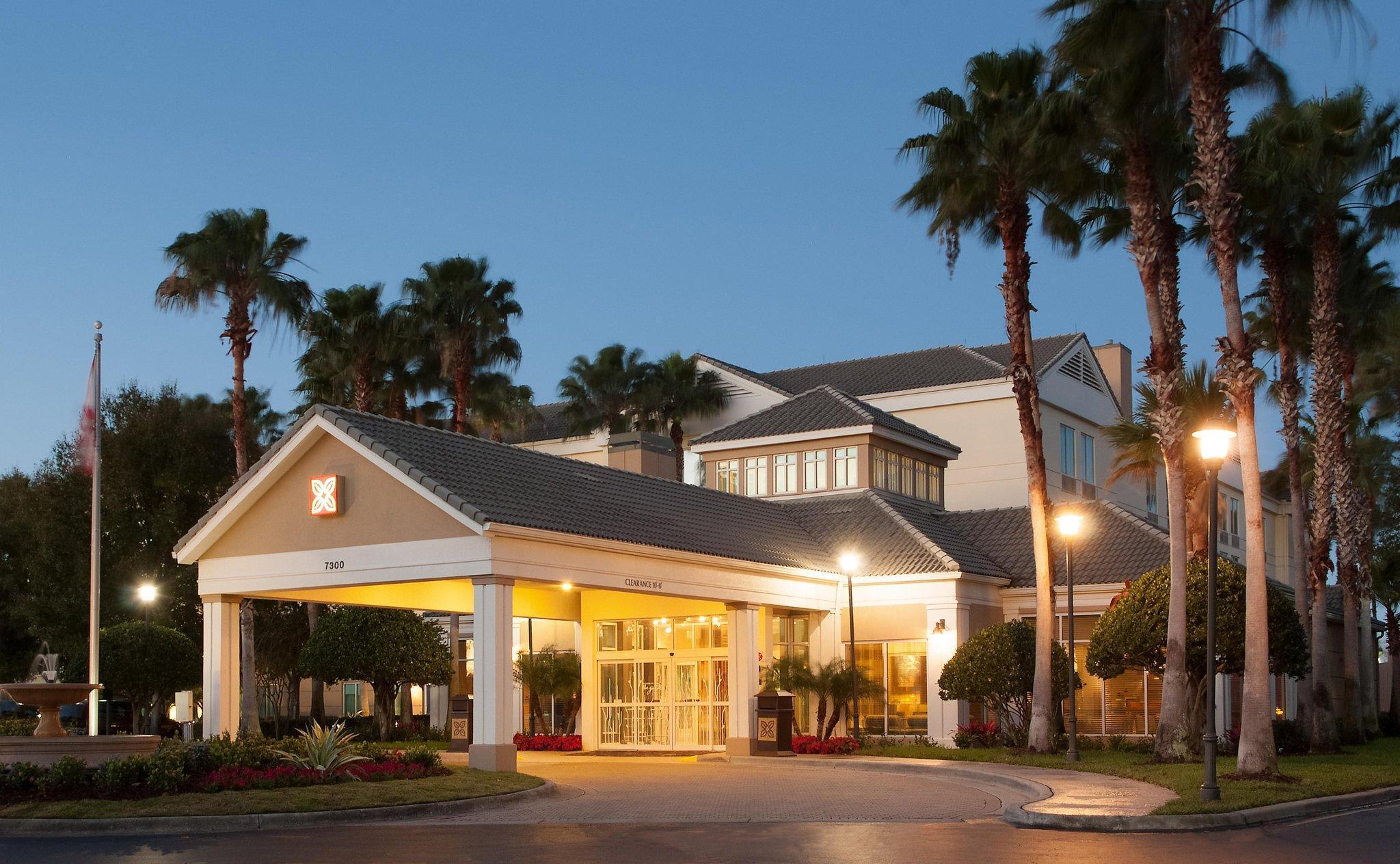 hilton garden inn orlando airport hotel orlando fl. Black Bedroom Furniture Sets. Home Design Ideas