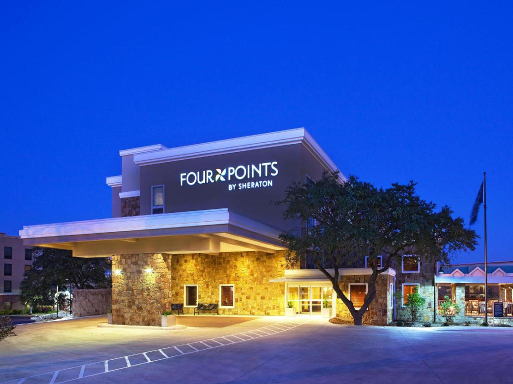 More about Four Points by Sheraton San Antonio Airport