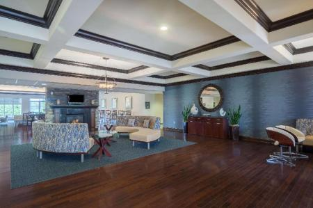 Лобби Homewood Suites By Hilton Louisville East Hotel