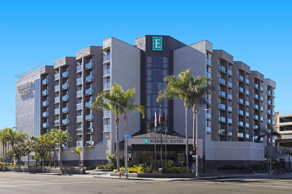 Embassy Suites Hotel Los Angeles International Airport North