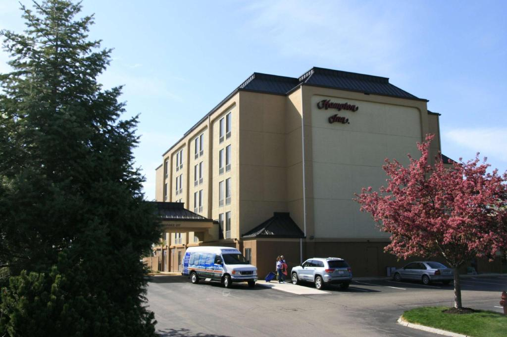 More about Hampton Inn Portsmouth