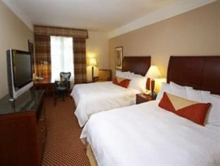 2 double beds mountain view - Hilton Garden Inn San Francisco