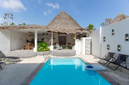 3-Bedroom Pool Villa - Rumsinfo Eden Beach Villas