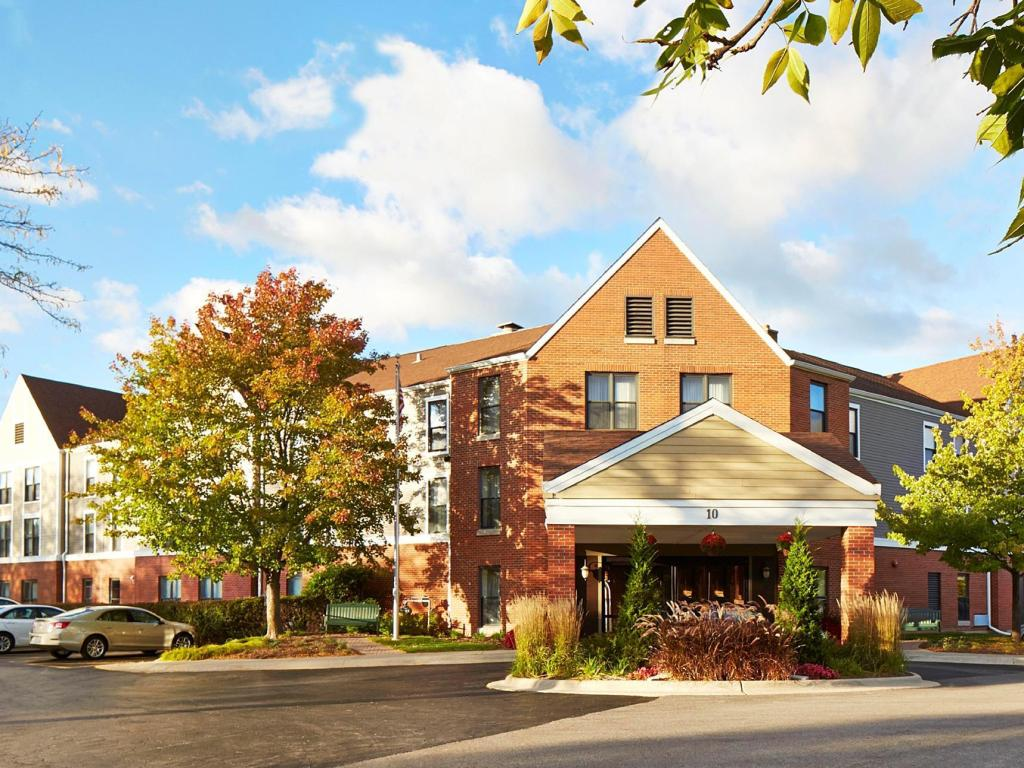 Homewood Suites By Hilton Chicago Lincolnshire Hotel