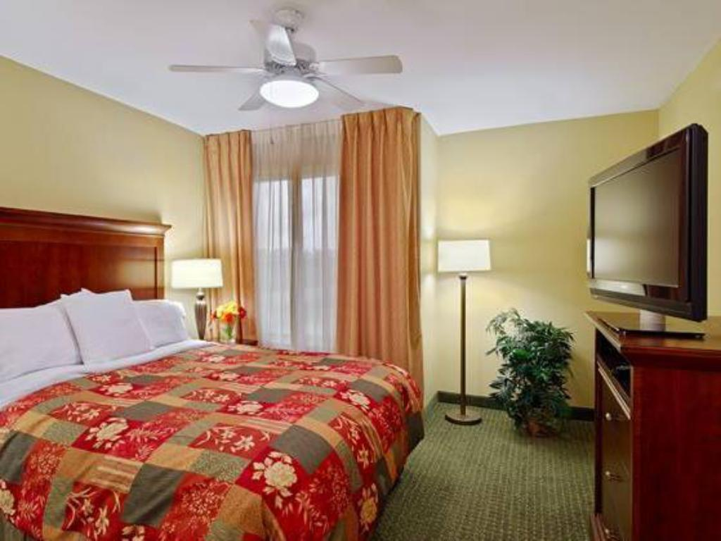 1 King or 1 Queen 2 Bath Accessible Tub Non-Smoking - Bilik tetamu Homewood Suites By Hilton Jacksonville South St Johns Ctr