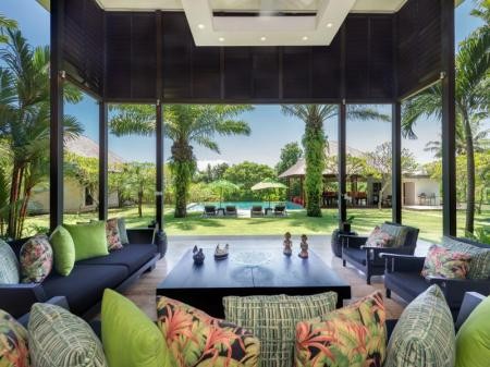 Interior view Bendega Villas- an elite haven
