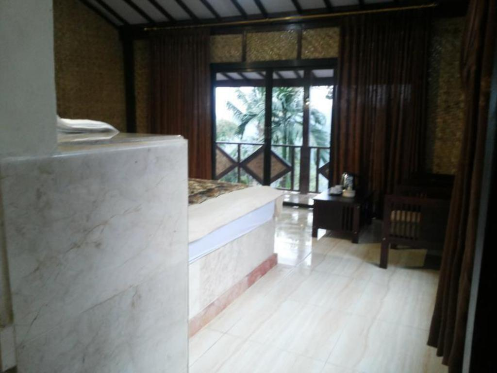 Tampilan interior Ijen Cliff Resort