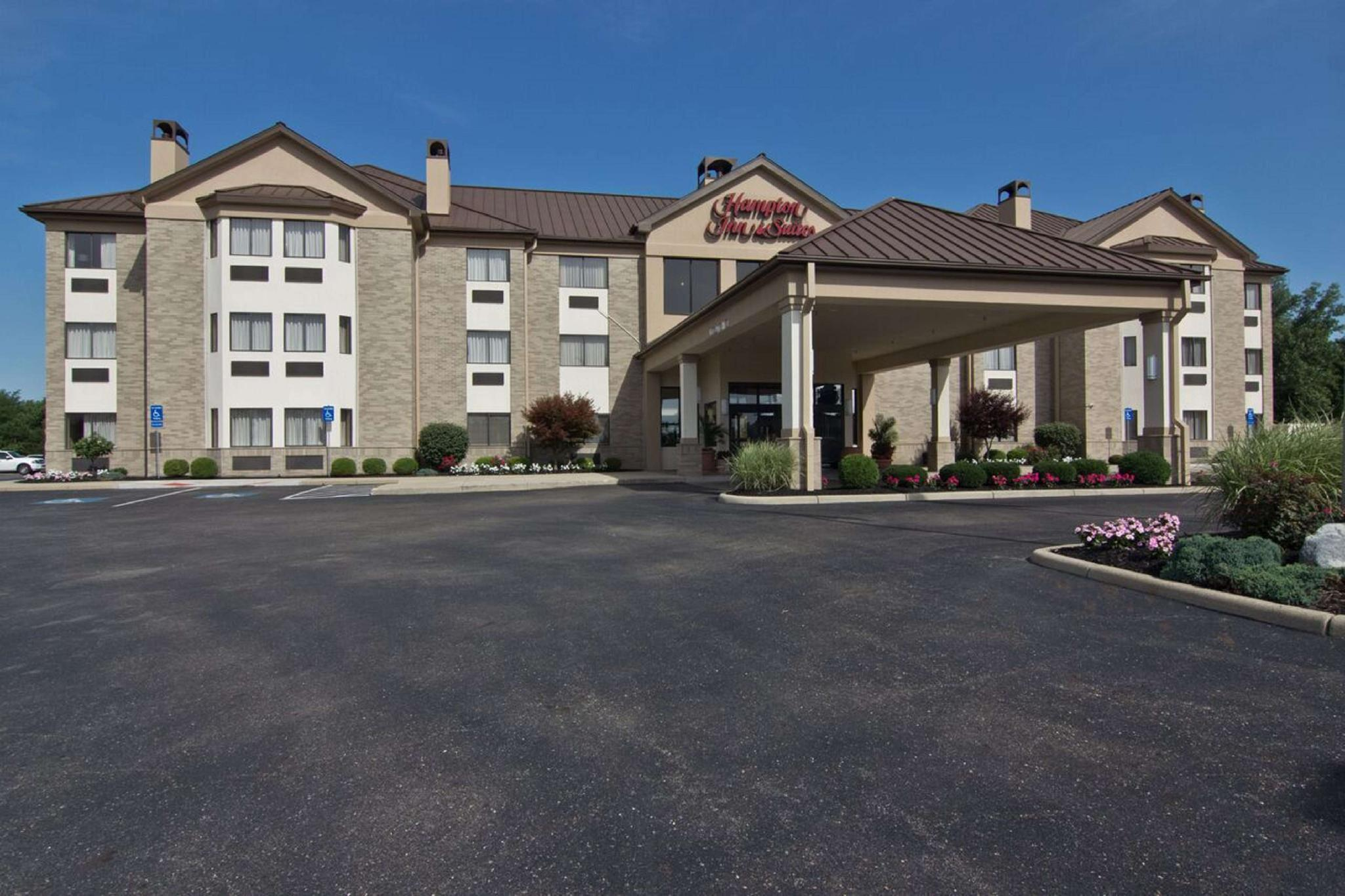 hampton inn suites chillicothe hotel chillicothe oh. Black Bedroom Furniture Sets. Home Design Ideas
