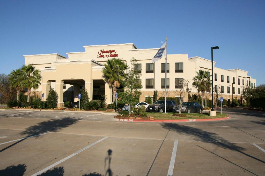 Hampton Inn & Suites College Station/US 6-East Bypass