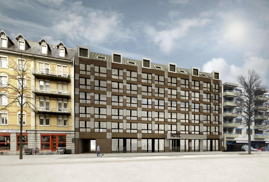 Business Single - Hotel building Hotel Zuri by Fassbind