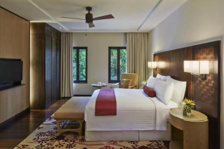 Premier Suite, Suite, 1 King - Bed Mulu Marriott Resort & Spa