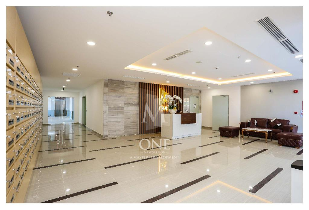 Lobby Modern Home with Fantastic View over the City, 2Br