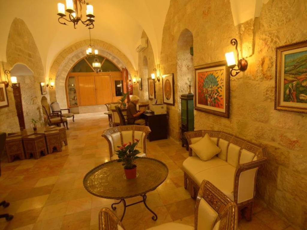 Foyer St Georges Cathedral Pilgrim Guesthouse Jerusalem