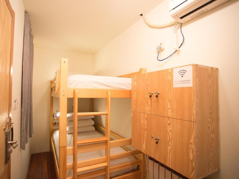 One Bed in 4-Bed Dormitory