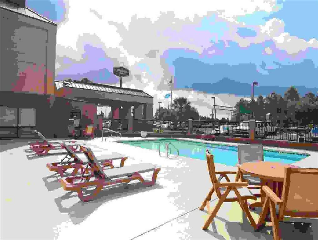 Piscina Hampton Inn Mobile North Saraland