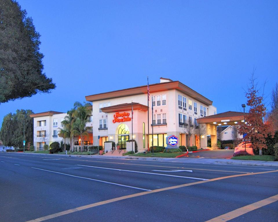 More about Hampton Inn & Suites Mountain View - CA Hotel