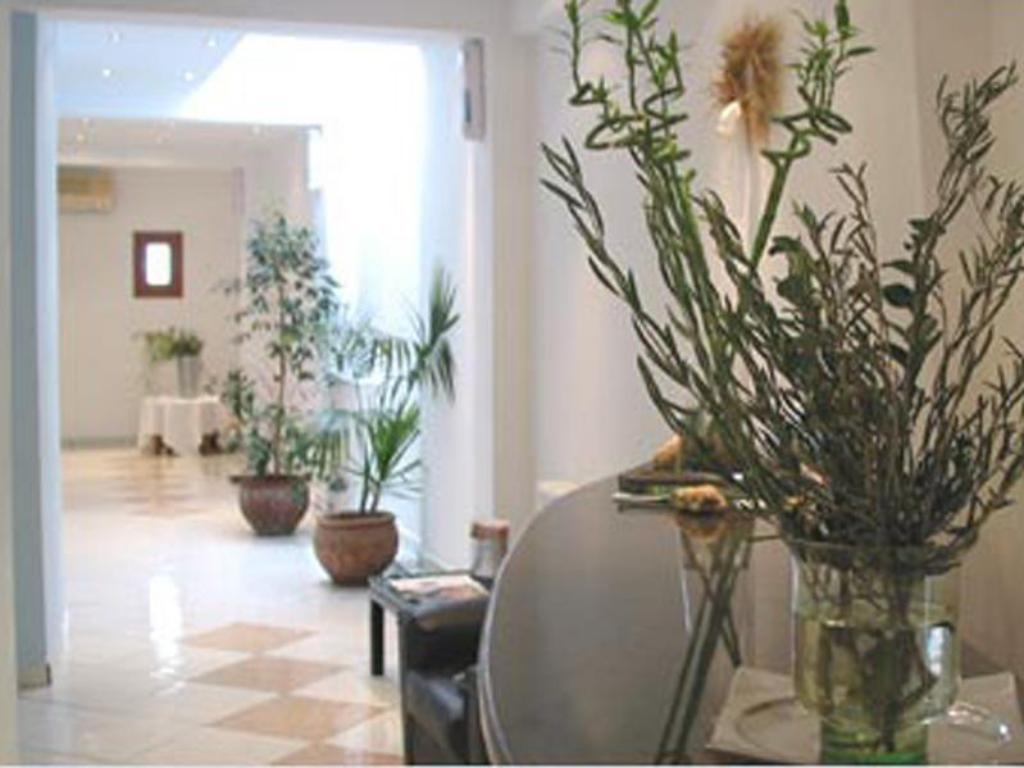 Lobby Theoxenia Boutique Hotel
