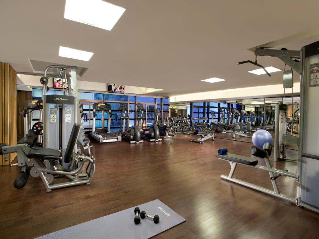 fitness centrum Ascott Waterplace Surabaya
