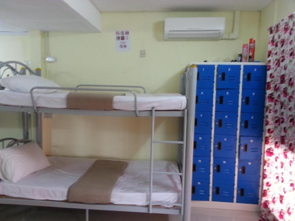 1 Bed in 7-Bed Dormitory Paradise Dorm Room